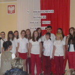 V Międzygminny Konkurs Poezji i Pieśni Patriotycznej